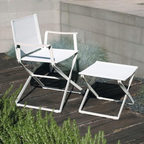 fauteuil ciak emu blanc