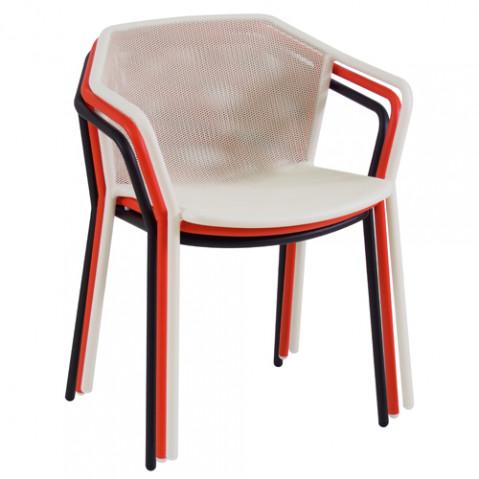 fauteuil darwin emu marron
