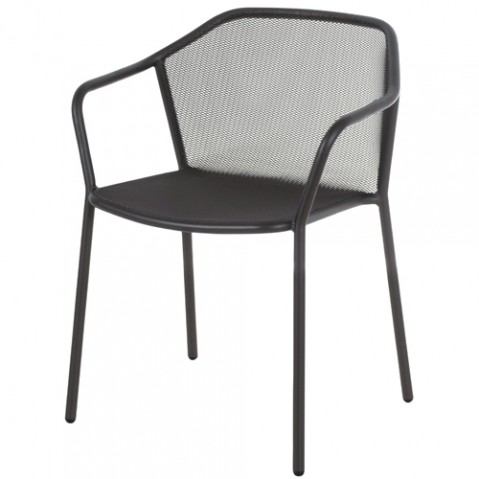 fauteuil darwin emu fer ancien