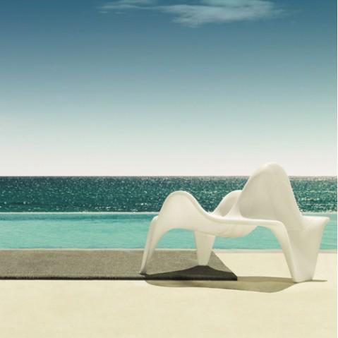 fauteuil f3 vondom blanc