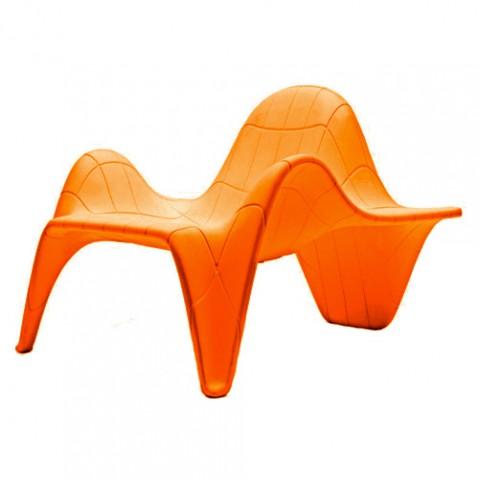 fauteuil f3 vondom orange