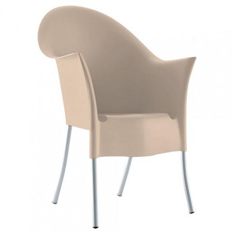 fauteuil lord yo driade beige