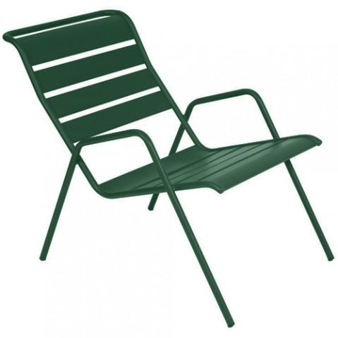 fauteuil bas monceau fermob cedre