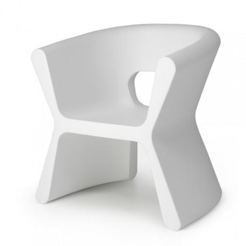 fauteuil pal vondom blanc
