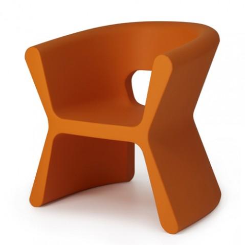 fauteuil pal vondom orange