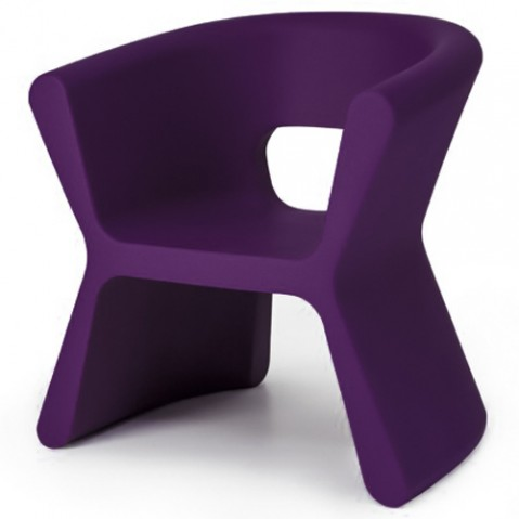 fauteuil pal vondom prune
