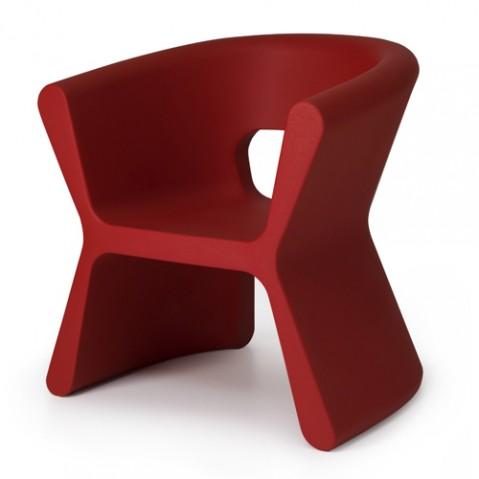 fauteuil pal vondom rouge