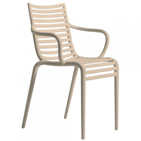 fauteuil pip e driade beige