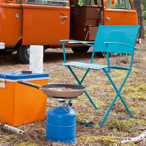 fauteuil plein air fermob miel