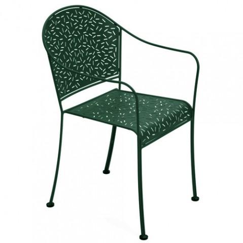 fauteuil rendez vous fermob cedre