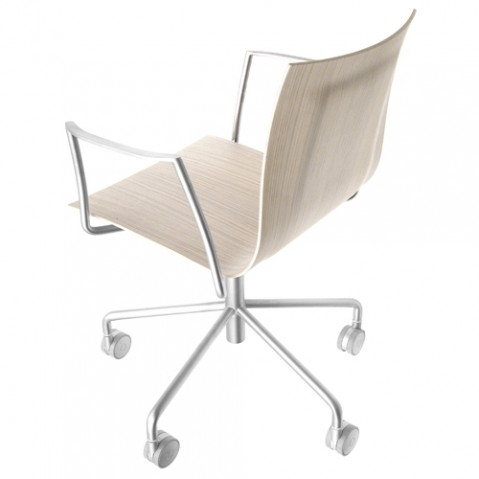 fauteuil roulettes la palma chene blanchi