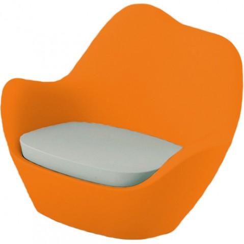 fauteuil sabinas vondom orange