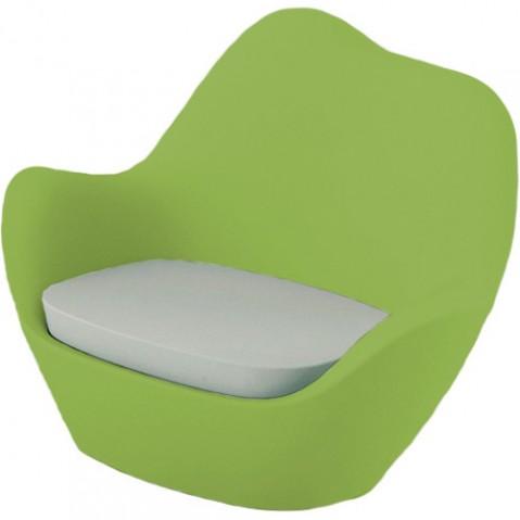 fauteuil sabinas vondom pistache