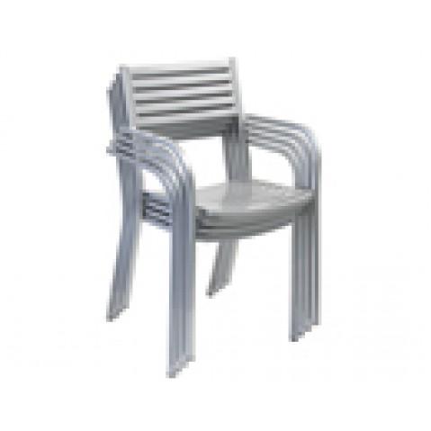 fauteuil segno emu blanc