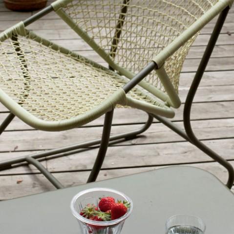 Sixties Fermob fauteuil design