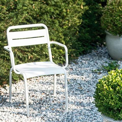 fauteuil star emu aluminium