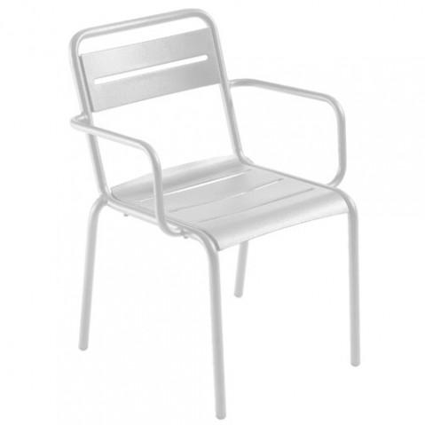 fauteuil star emu blanc
