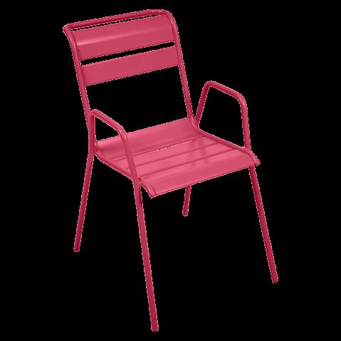 FAUTEUIL MONCEAU ROSE PRALINE de FERMOB