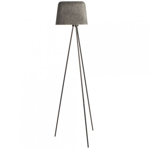 Felt Shade lampadaire design Tom Dixon