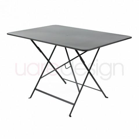 grande table bistro fermob reglisse