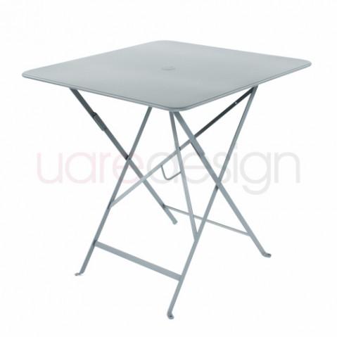 table bistro 71 fermob gris orage