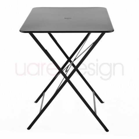 table rectangulaire 77 bistro fermob reglisse