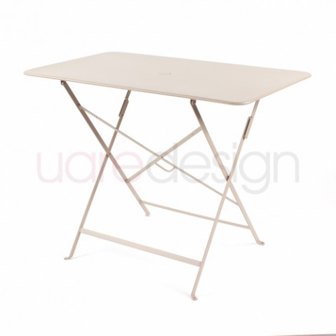 table rectangulaire 97 bistro fermob muscade