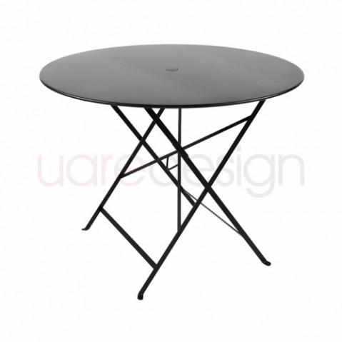 table pliante bistro 96 fermob reglisse