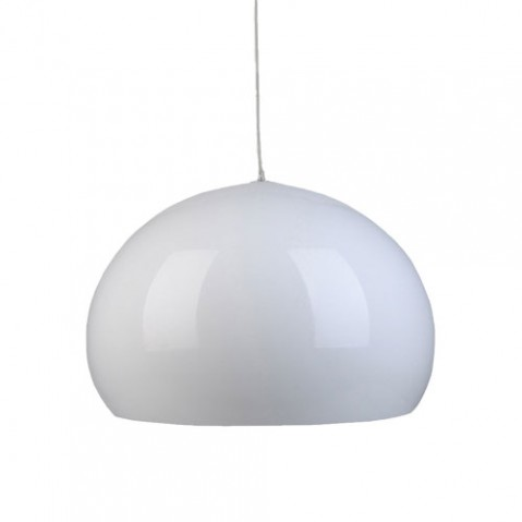 Fly Suspension Design Kartell Blanc Opaque