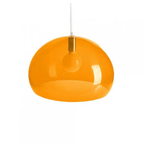 Fly Suspension Design Kartell Orange