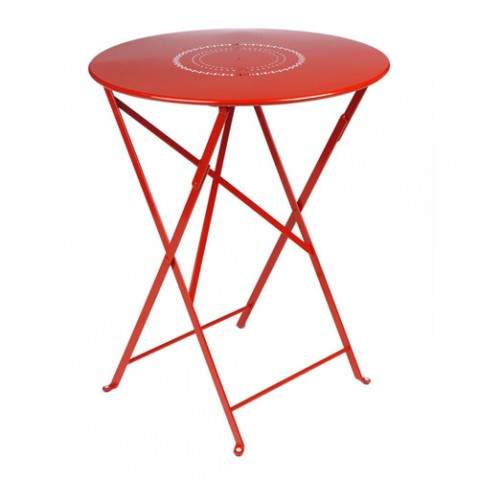 TABLE FLOREAL 60CM, 23 couleurs de FERMOB