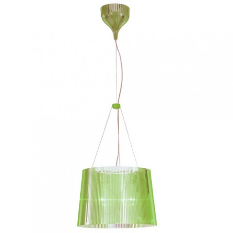 Gè Suspension Design Kartell Vert