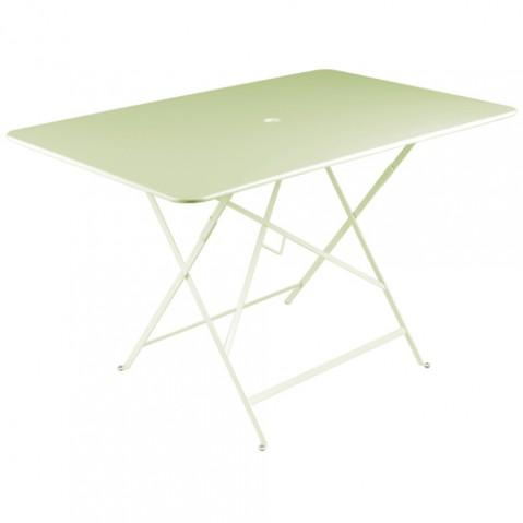 TABLE FERMOB X PLIANTE TILLEUL de 77CM BISTRO 117 35Lq4jcAR