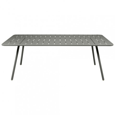 Table Luxembourg 100x207cm Fermob romarin