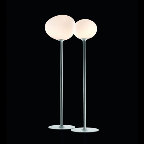 greeg alta lampadaire foscarini 190cm