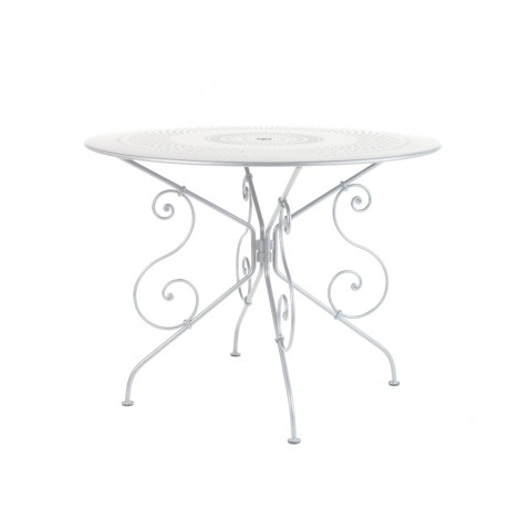 TABLE 1900 D.96, Gris anodique de FERMOB