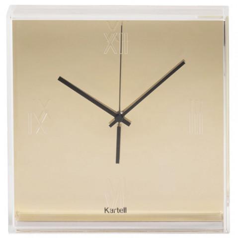 horloge tic tac kartell metal or