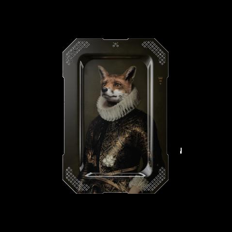 PLATEAU LES FABLES, Le renard de IBRIDE