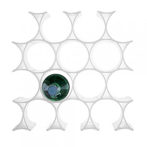 Infinity Range Bouteilles Design Kartell Blanc