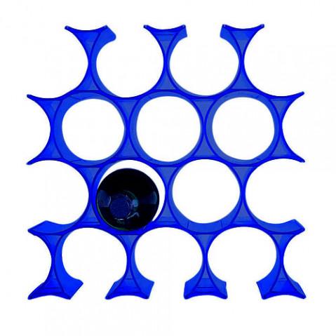 Infinity Range Bouteilles Design Kartell Bleu