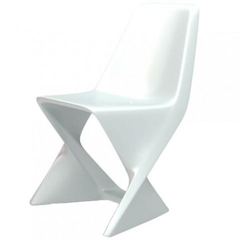 Iso chaise qui est paul blanc
