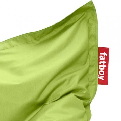 pouf original outdoor fatboy citron vert