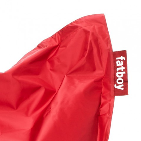 fatboy Junior Pouf Enfant Rouge
