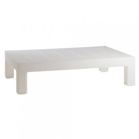 Jut Mesa 120 Vondom table basse Design blanc