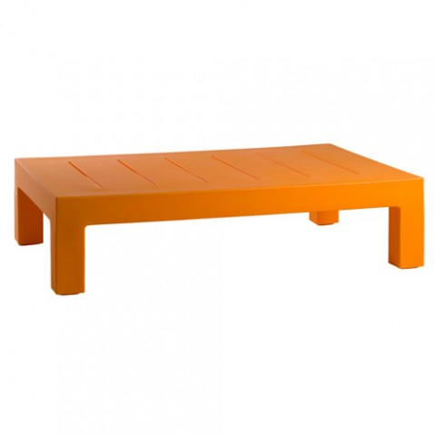 Jut Mesa 120 Vondom table basse Design orange