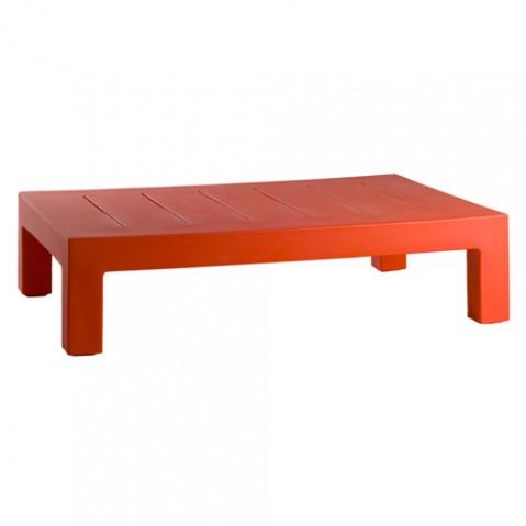 Jut Mesa 120 Vondom table basse Design rouge