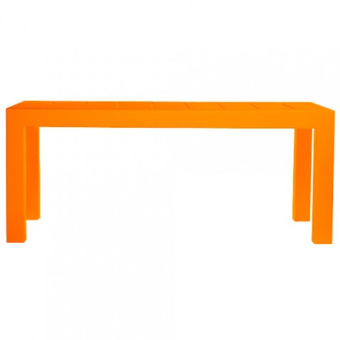 Jut Mesa 180 Vondom table haute Design orange