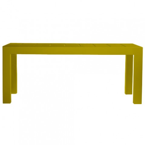 Jut Mesa 180 Vondom table haute Design vert