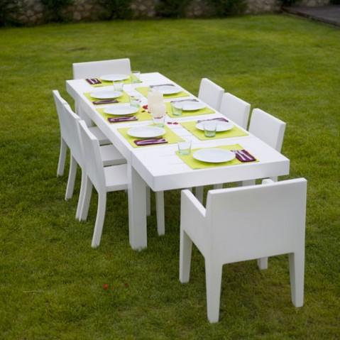 table extensible jut vondom prune