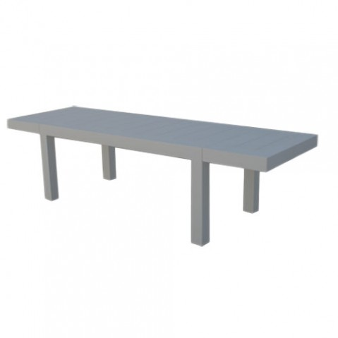 Jut Mesa 280 Vondom table design gris